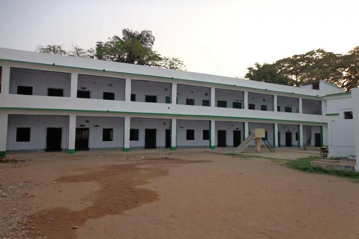 Bholananda National Vidyalaya-Campus Area