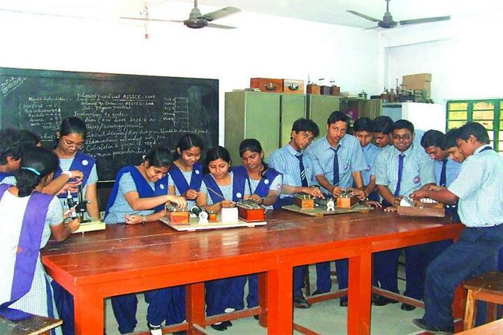 Bholananda National Vidyalaya-Laboratory