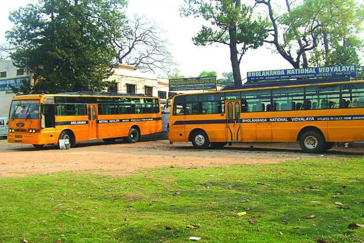 Bholananda National Vidyalaya-Transportation