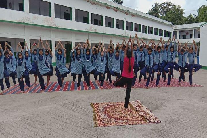 Bholananda National Vidyalaya-Yoga