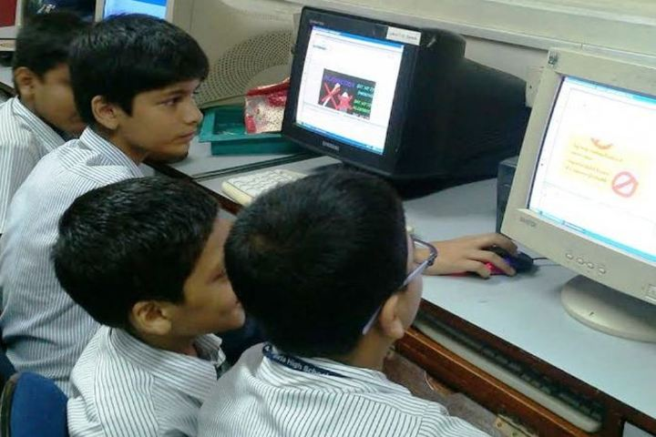 Birla High School-Computer Lab