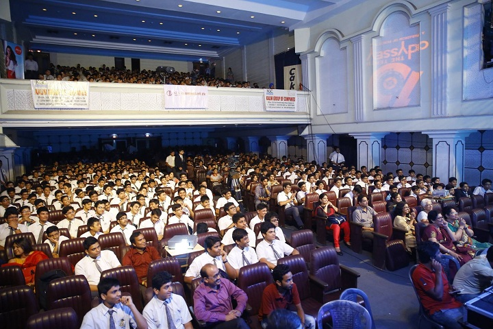 Birla High School-Auditorium
