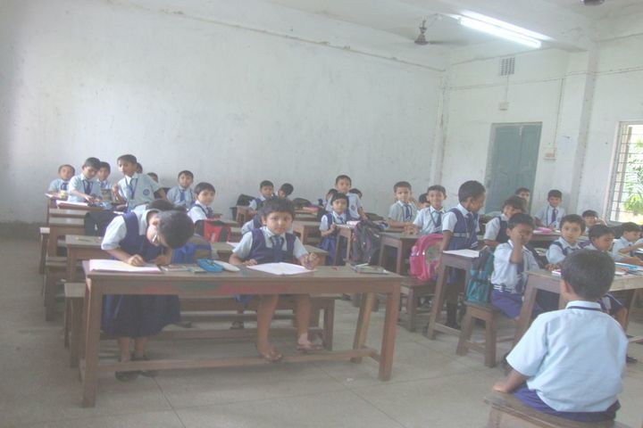 Bodhicariya Senior Secondary School-ClassRoom