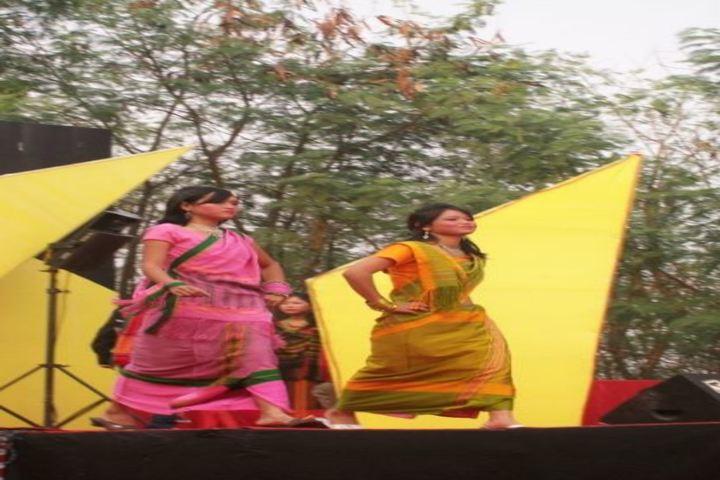 Bodhicariya Senior Secondary School-Fassion Competition