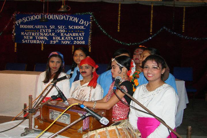 Bodhicariya Senior Secondary School-Foundation Day Celebrations