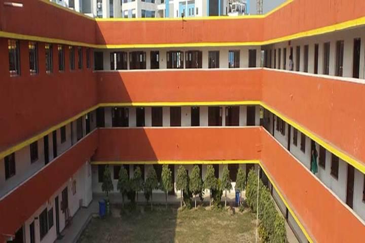 Bodhicariya Senior Secondary School-School Building