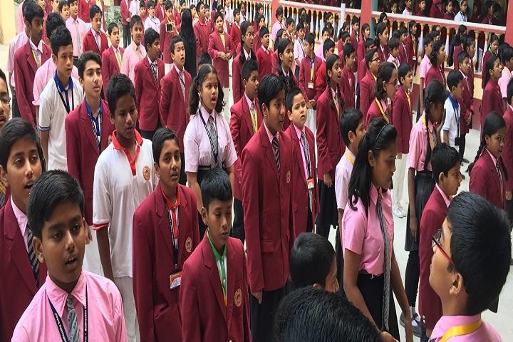 Bodhisukha School-Assembly