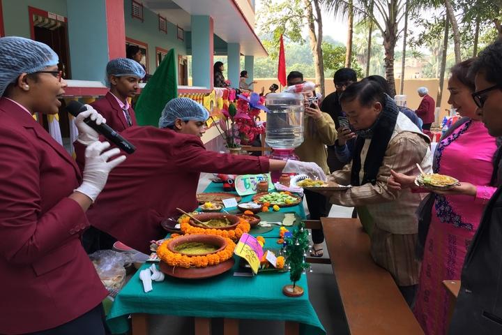 Bodhisukha School-Food Festival