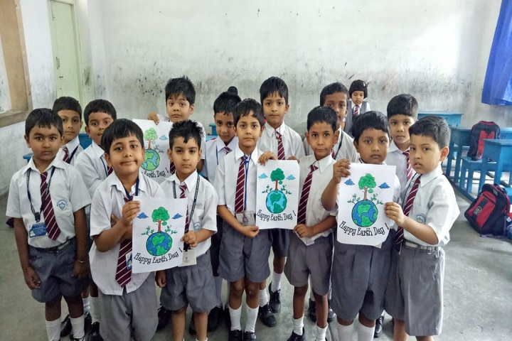 Burnpur Riverside School-Activity