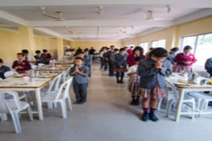 Campion International School-Dinning Hall