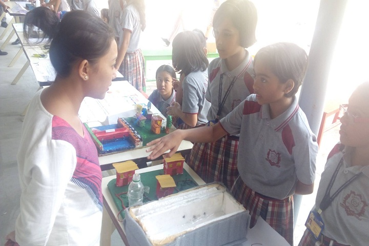 Campion International School-Science Exhibition