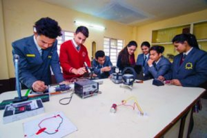 Campion International School-Science Lab