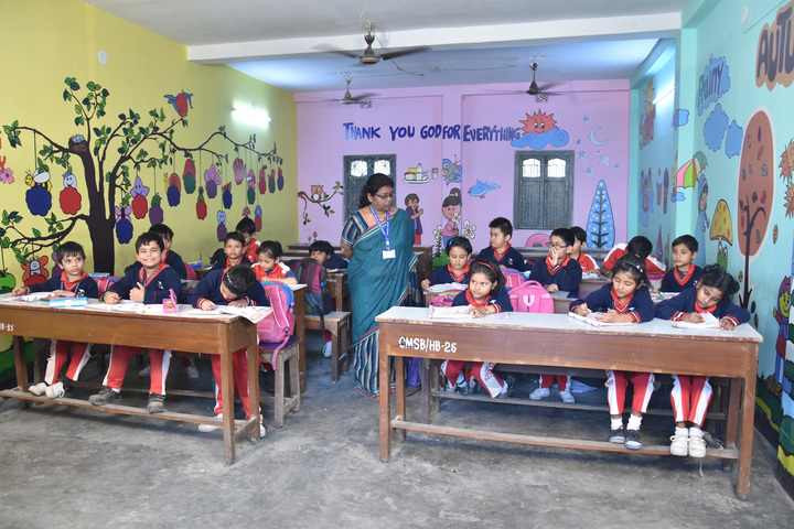 Central Model School-Classroom