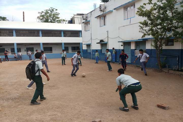 Central Model School-Sports