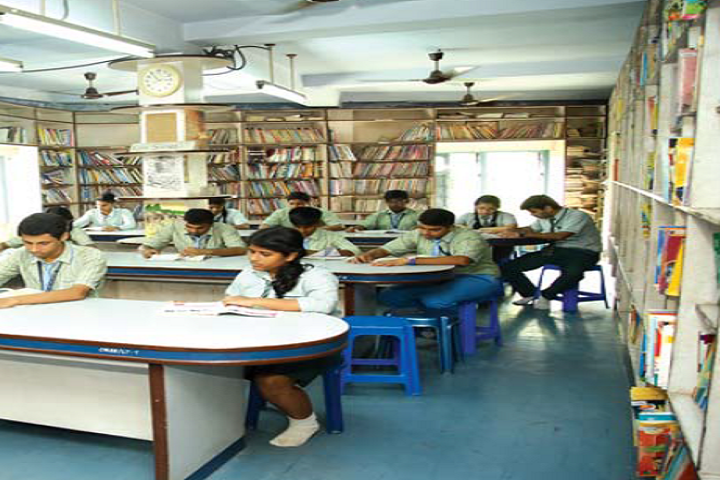 Central Model School-Library