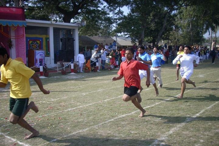 Central Model School-Sports Running