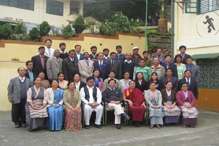 Central School For Tibetans-Teachers