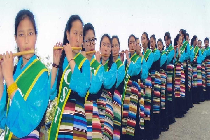 Central School For Tibetans-Tibeten Culture