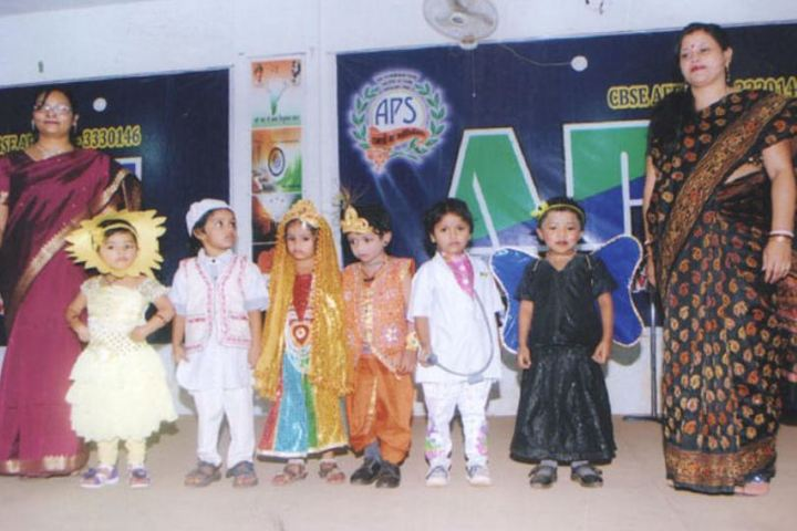 Amresh Sharma Public School-Fancy Dress