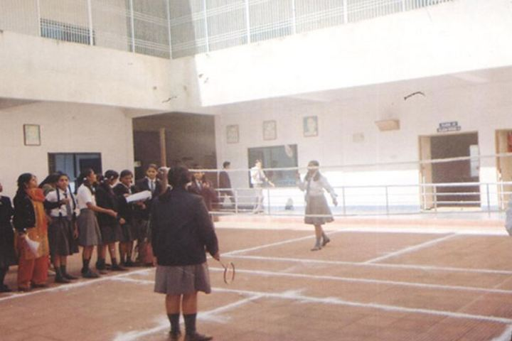 Amresh Sharma Public School-Games
