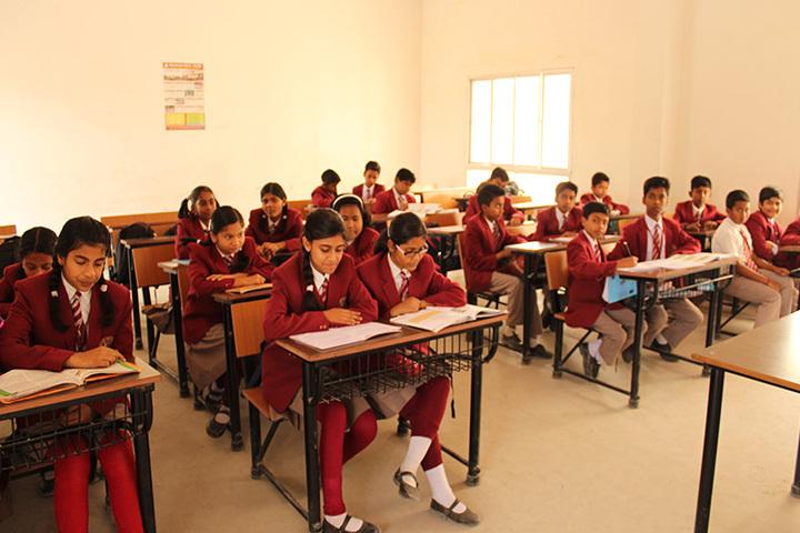 Darjeeling Public School-Classroom