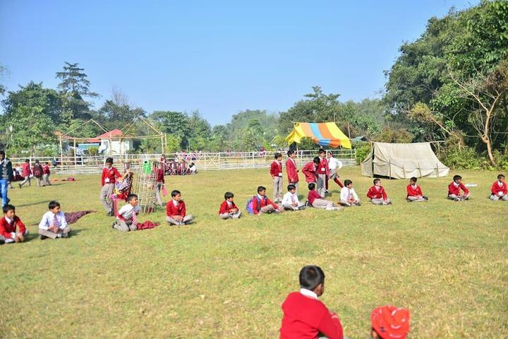 Darjeeling Public School-Tour