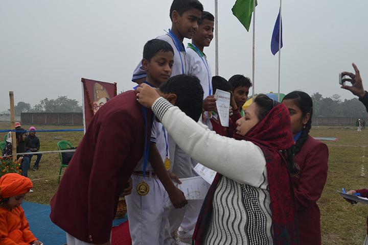 Darjeeling Public School-Awards