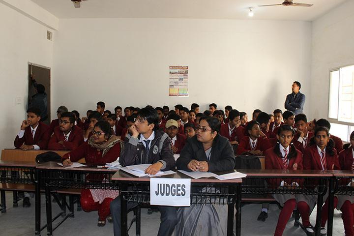 Darjeeling Public School-Quiz Competition