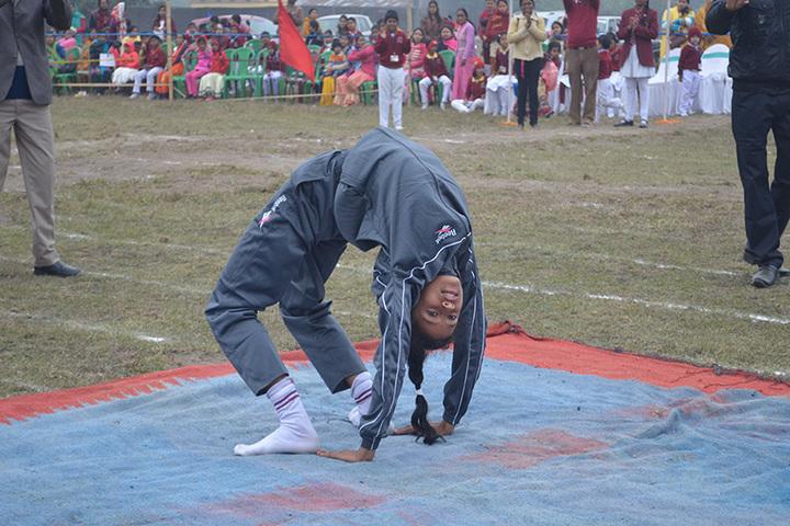 Darjeeling Public School-Yoga
