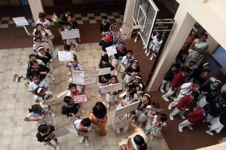 Angel Valley School-National day celebration
