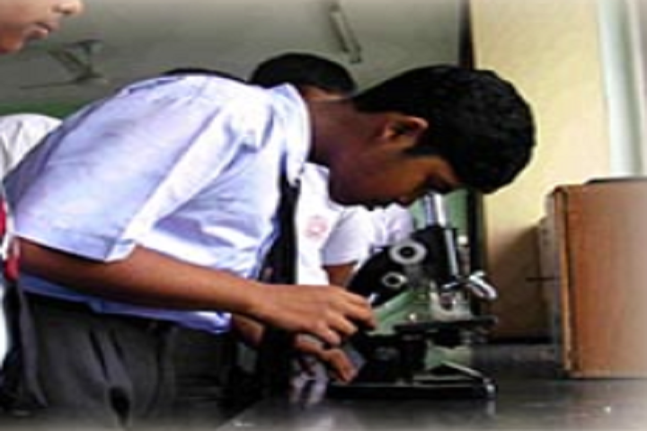 DAV Public School-Biology Lab