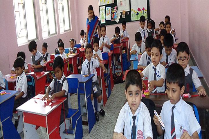 DAV Public School-Class Room