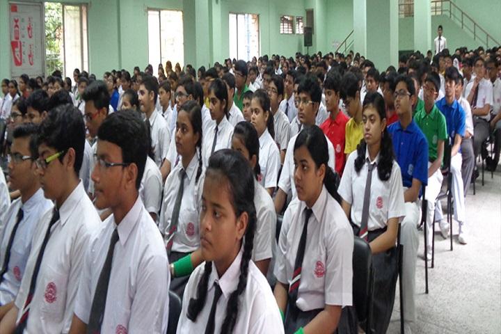 DAV Public School-Students Meeting