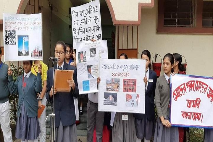 DAV Public School-Students Speech