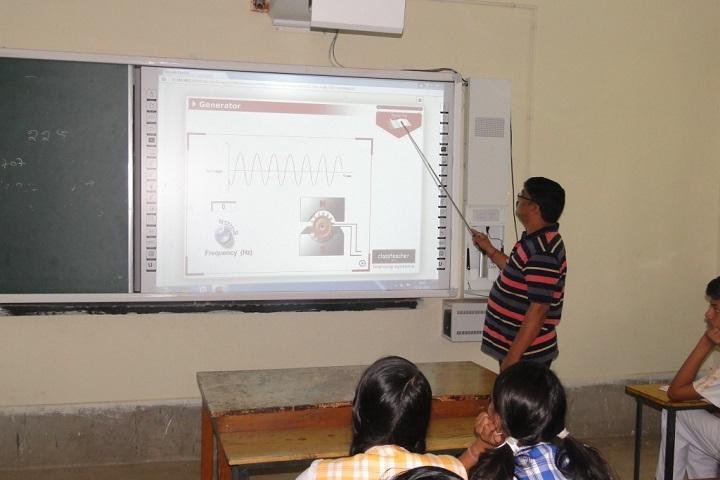 Dav Public School-Class