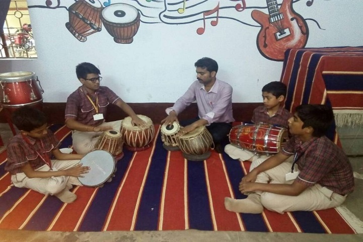 Dav Public School-Music
