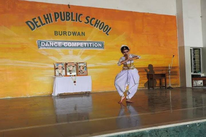 Delhi Public School-Dance Compitition