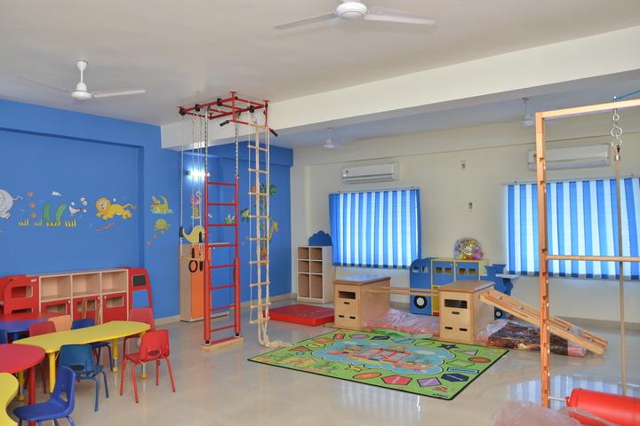 Delhi Public School-Activity Room