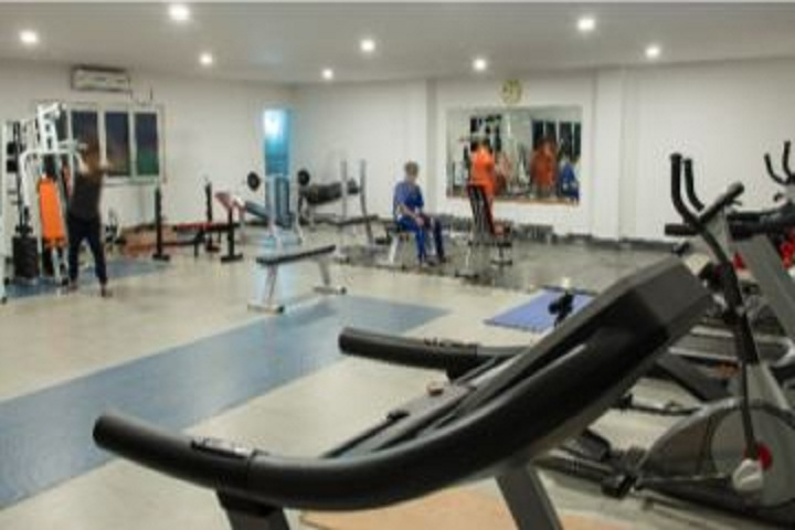 Hyderabad Institute Of Excellence High School-Gym