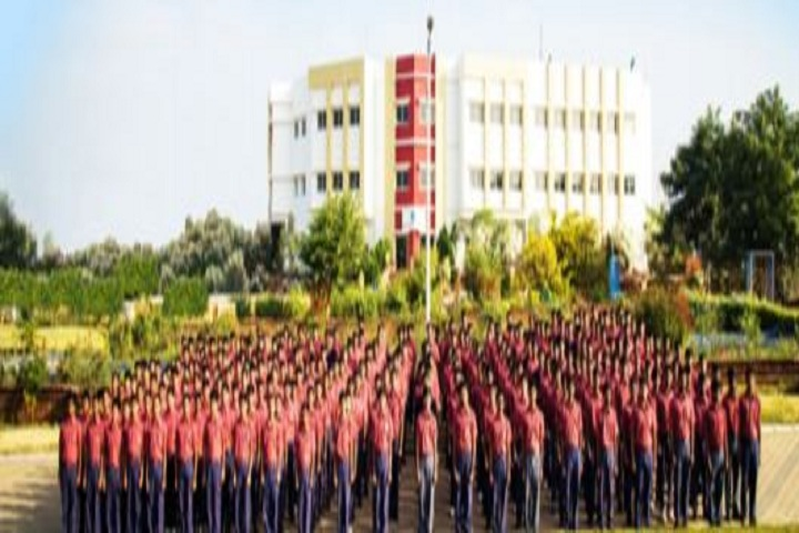 Hyderabad Institute Of Excellence High School-Morning Assembly