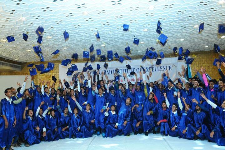 Hyderabad Institute of Excellence High School-Graduation Day
