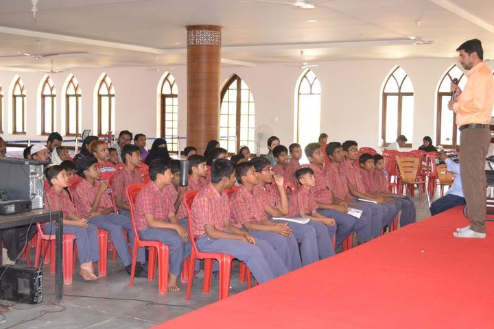 Hyderabad Institute of Excellence High School-Personality Development Programme