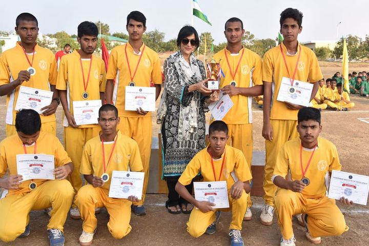 Hyderabad Institute of Excellence High School-Sports