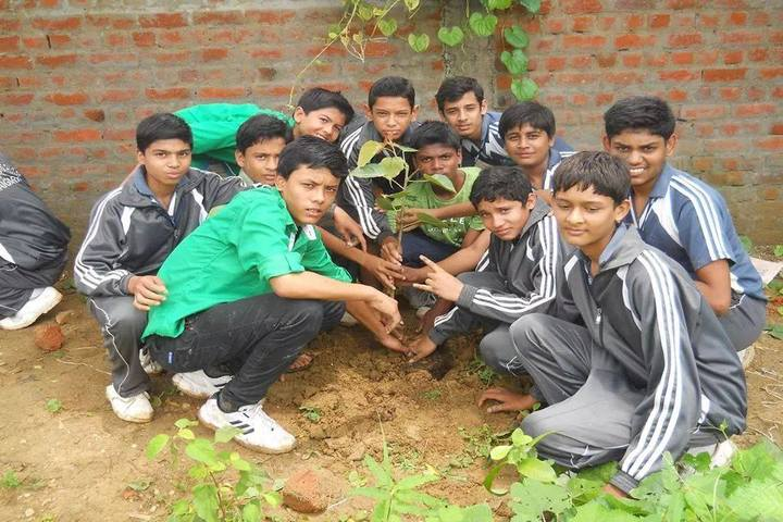 Aricent Public School Raigarh-World Environment Day