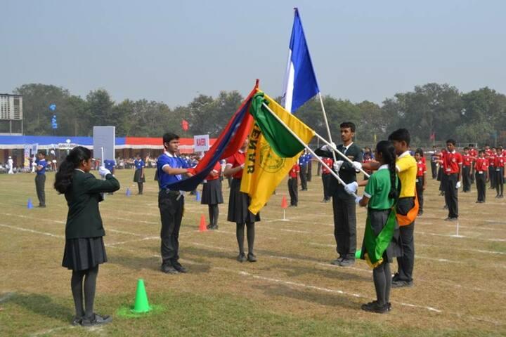 Delhi Public School-Annual Sports Day