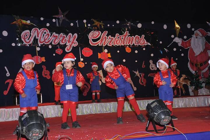 Delhi Public School-Chritmas Celebrations