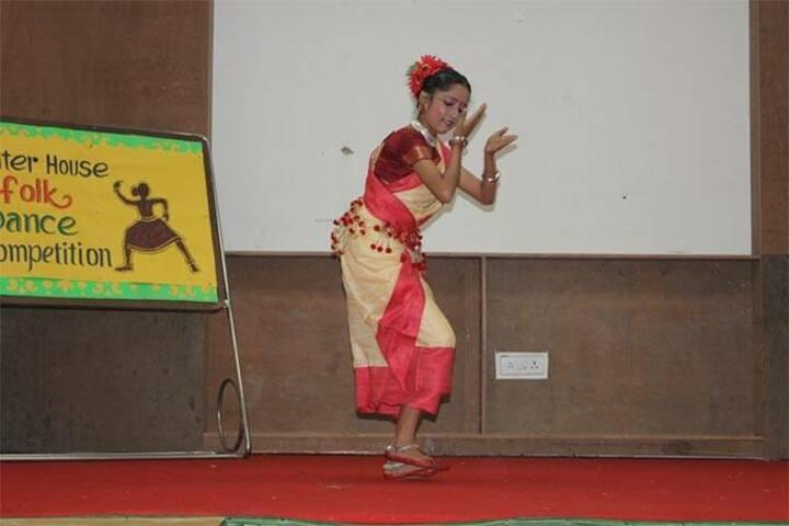 Delhi Public School-Dance Compitition