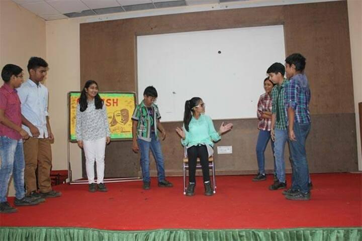 Delhi Public School-English One Act Play