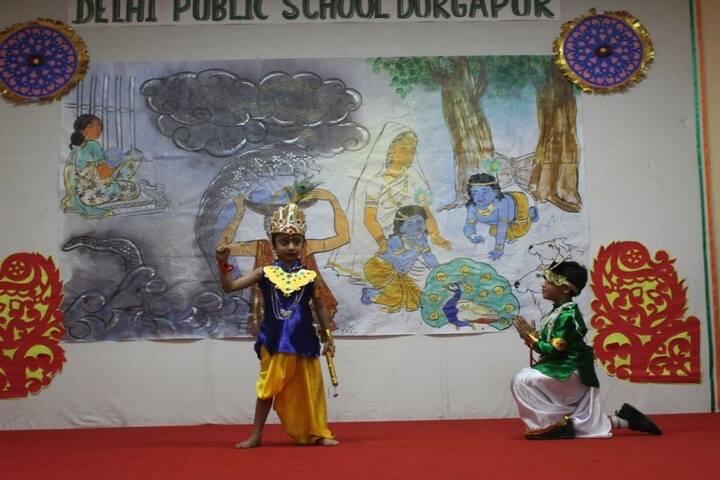 Delhi Public School-Krishnastami Celebrations