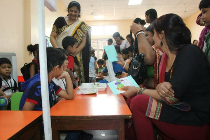 Delhi Public School-Mothers Day Celebrations